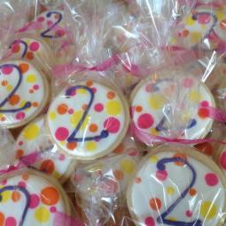Birthday Polka Dot