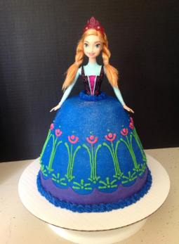 Princess Ana from Frozen